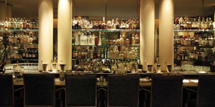 Bar du Park Hyatt.