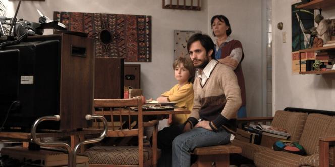 Gael Garcia Bernal dans le film chilien, américain et mexicain de Pablo Larrain,