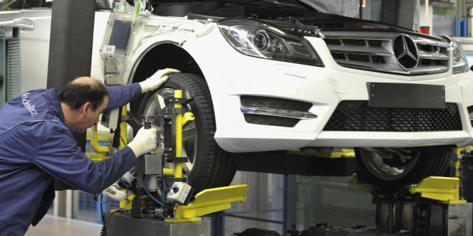 Le taux de chômage allemand est resté inchangé à 6,9 % en décembre. Les créations d'emplois progressent.