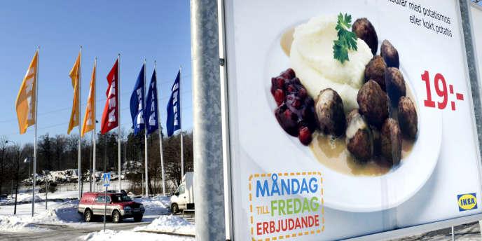 Ikea a annoncé mercredi retirer de nouveaux produits de ses rayons, après avoir reçu des premiers résultats positifs à la viande de cheval.