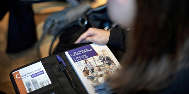 Les jurés populaires en correctionnelle avaient été lancés en janvier 2012, sous la présidence de Nicolas Sarkozy.
