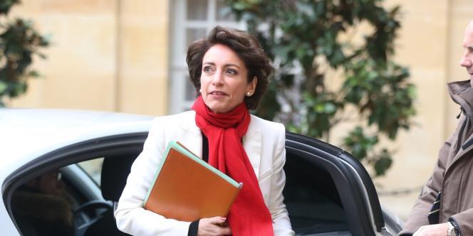 La ministre de la santé Marisol Touraine le 27 février.
