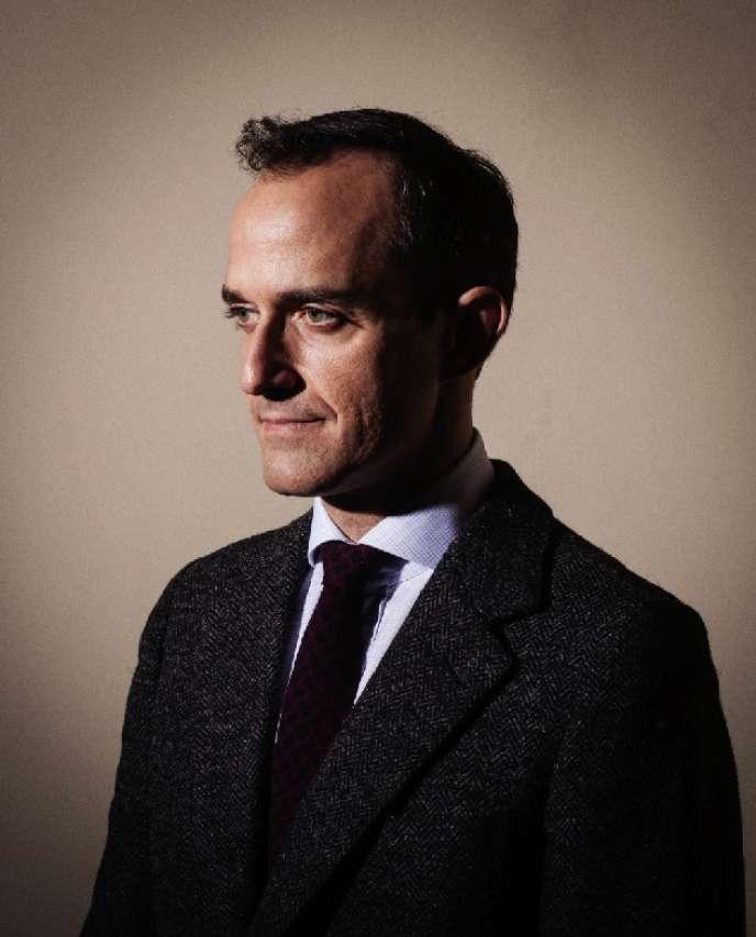 Frédéric Mion, 44 ans, secrétaire général de Canal+, a succédé à Richard Descoings à la tête de Sciences Po Paris.