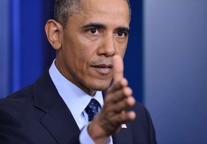 Barack Obama, le 1er mars à Washington.