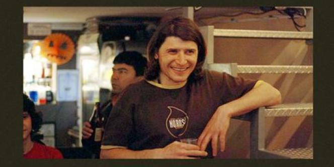 Capture d'écran de la photo de profil Facebook de Plamen Goranov.