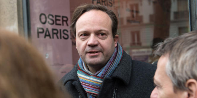 Jean-Marc Germain est rapporteur du projet de loi sur la sécurisation de l'emploi.