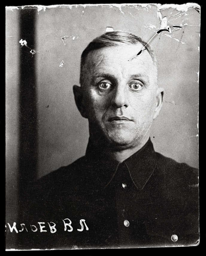 Vassili Lvovitch Vassiliev, exécuté le 3 mars 1939 par le NKVD, la police politique de Staline.