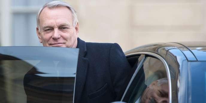 Jean-Marc Ayrault, le 26 février à Paris.