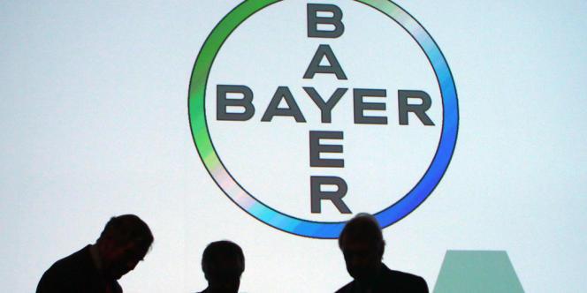L'Assemblée générale du groupe Bayer, le 27 avril 2012 à Cologne.