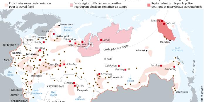 La Grande Terreur Un Massacre Dicte Par La Paranoia Du Regime Stalinien