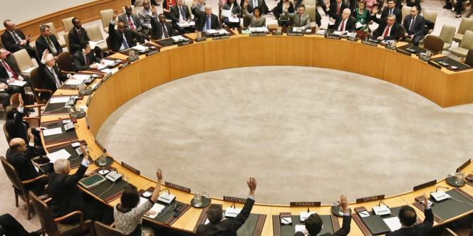 Le Conseil de sécurité de l'ONU a voté à l'unanimité de nouvelles sanctions contre la Corée du Nord, jeudi 7 mars.