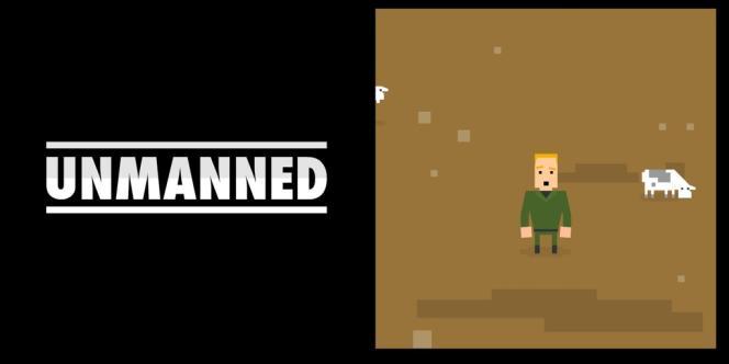 Une séquence du jeu vidéo