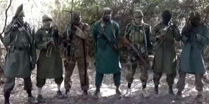 Extrait d'une vidéo diffusée par Boko Haram aux journalistes nigérians le 5 mars 2013.