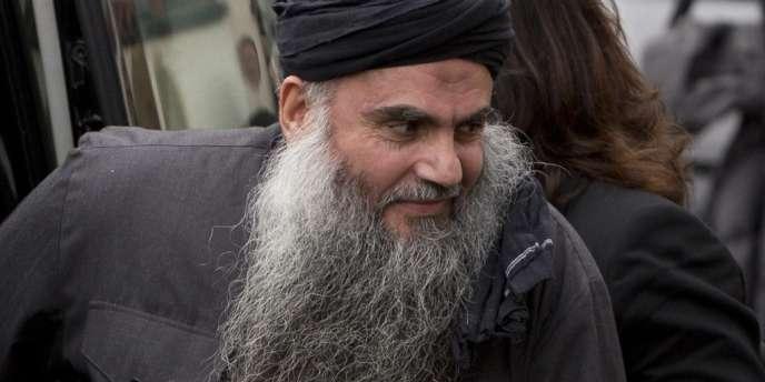 Abou Qatada avait été libéré de prison le 12 novembre 2012.