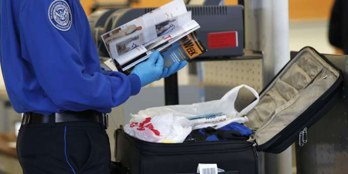 L'agence américaine de sécurité dans les transports a annulé l'autorisation, à compter du 25 avril, des canifs dans les avions au départ des Etats-Unis.