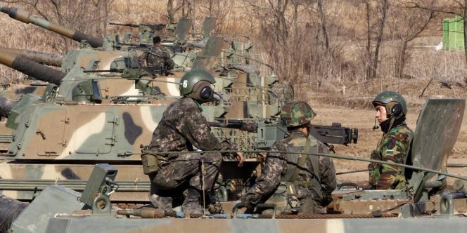 Le régime nord-coréen a fait savoir qu'il considérait désormais comme nuls et non avenus