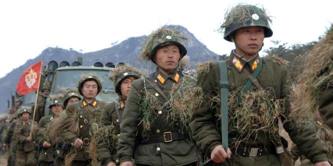 Ces sanctions interviennent dans un contexte de tensions grandissantes entre la Corée du Nord et son voisin sud-coréen.