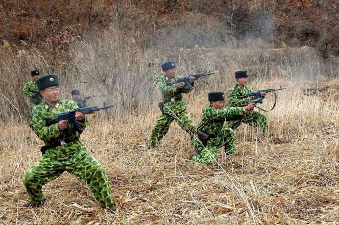 L'île de Baengnyeong sera la première visée par l'armée nord-coréenne, a annoncé Kim lors d'une visite de casernes militaires proches de la frontière lundi.