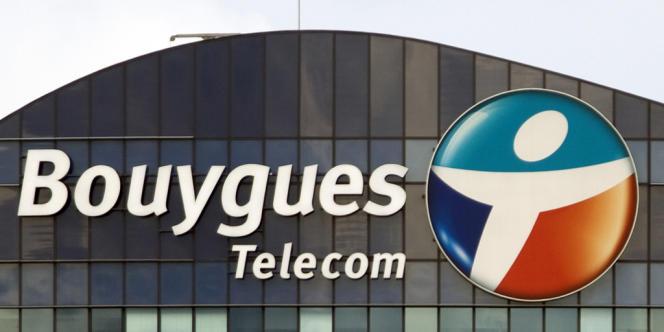 Siège de Bouygues Telecom, à Issy-Les-Moulineaux (Hauts-de-Seine), en août2012.