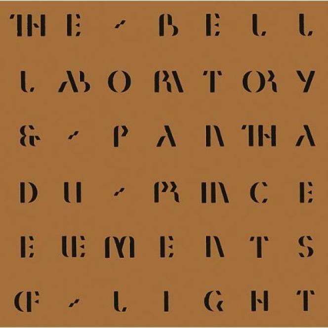 La pochette de l'album