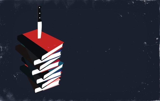 Les rayons des librairies n'ont jamais été aussi noirs. Succès des best-sellers comme