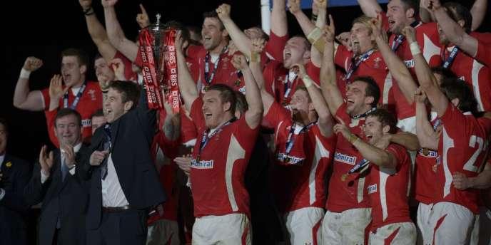 Le Pays de Galles a conservé son titre grâce à sa large victoire (30-3) contre le XV de la Rose.
