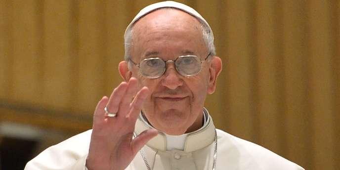Le pape François a dit, samedi 16 mars, vouloir