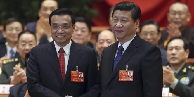 Après la nomination de Xi Jinping comme chef de l'Etat et celle de Li Keqiang comme premier ministre, les députés chinois ont nommé le nouveau gouvernement