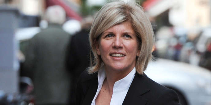 Sylvie Andrieux, le 12 mars 2013.