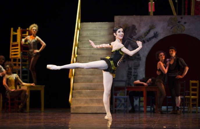 Ludmila Pagliero dans