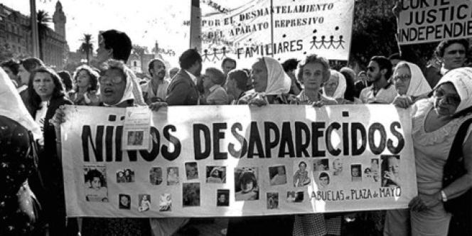 La lutte de femmes pour retrouver leur progéniture. Un documentaire plusieurs fois primé lors du dernier FIPA, festival du film documentaire de Biarritz.