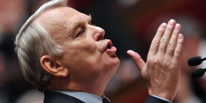 Jean-Marc Ayrault, le 20 mars à l'Assemblée nationale.