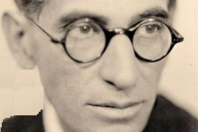 Panaït Istrati (1884-1935).