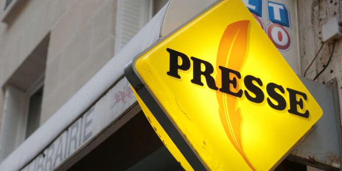 Les ventes de la presse quotidienne nationale sont en baisseen 2013, selon le rapport d'OJD.