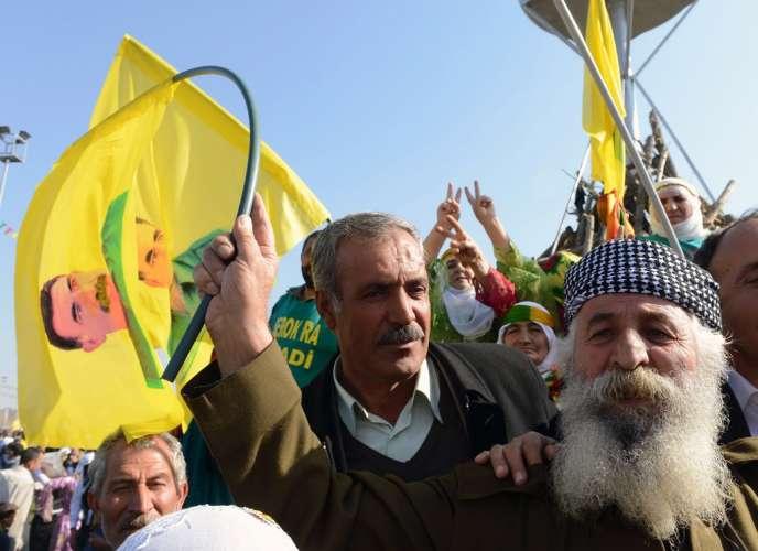 A Diyarbakir, le 21 mars.