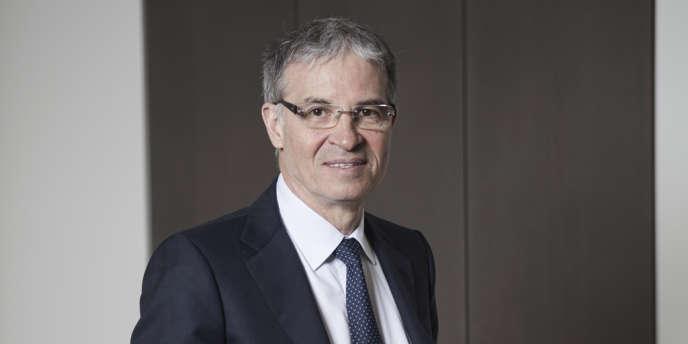 Patrick Bernasconi, ancien lieutenant de Laurence Parisot, la présidente du Medef