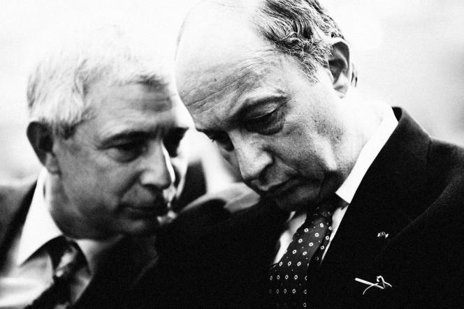 Claude Bartolone et Laurent Fabius deviennent amis en 1984.