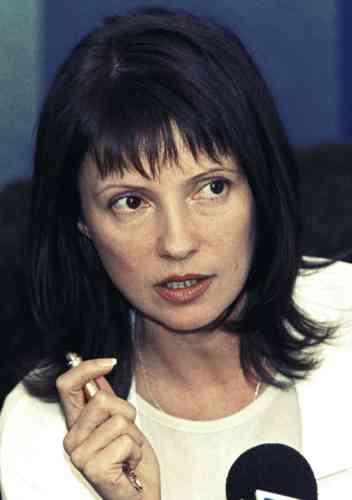 Décembre 1996. L'entrée en politique La