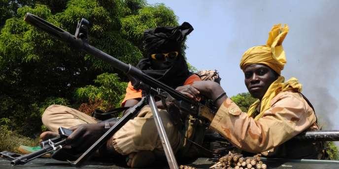 Les rebelles ont déclaré vouloir mettre en place un gouvernement de transition s'ils prenaient Bangui.