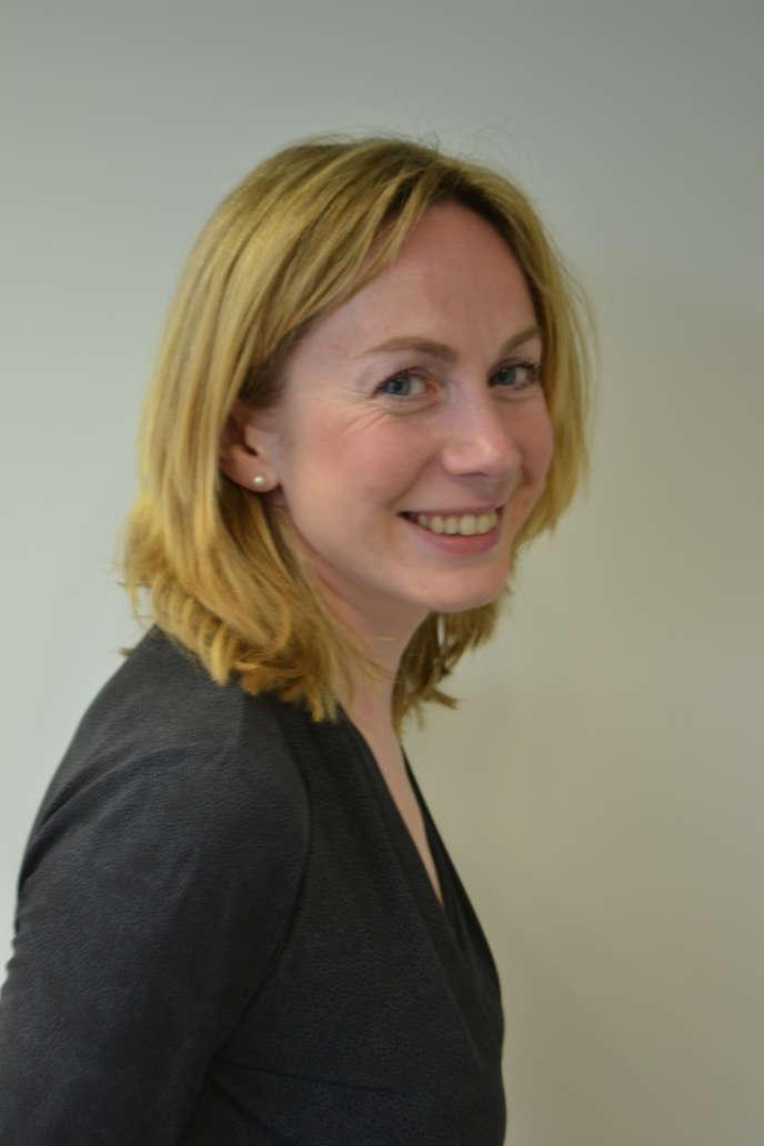 Stéphanie Goujon, directrice générale de l'Agence du don en nature.