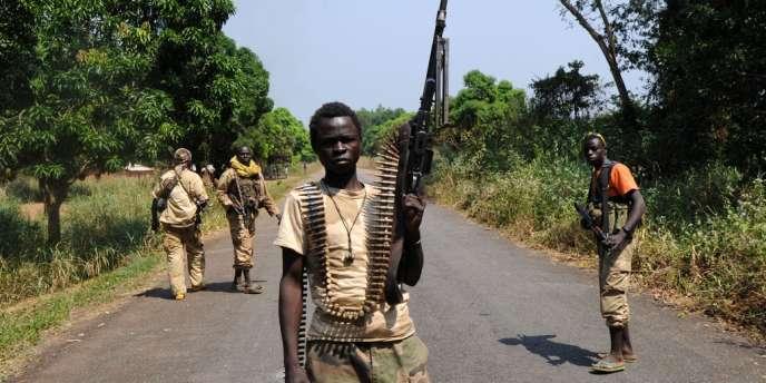 Les rebelles de la Séléka, qui ont pris le contrôle de la capitale, n'ont pas trouvé le président Bozizé, qui est parti en République démocratique du Congo.