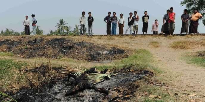 Les affrontements entre bouddhistes et musulmans à Meiktila, dans le centre de la Birmanie, ont fait 40 morts.