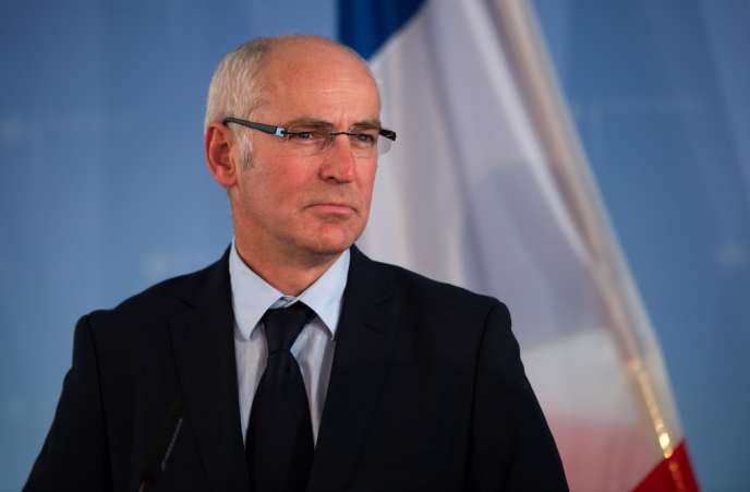 Thierry Repentin, le 25 mars 2013 à Berlin.
