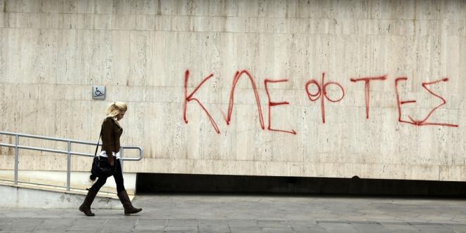 L'Eurozone a décidé de transférer le risque de crise des contribuables vers les déposants.