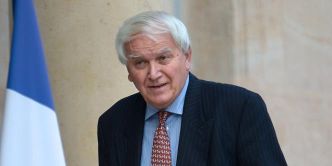 Le maire (PS) du Mans, Jean-Claude Boulard, à l'Elysée, le 30 octobre 2012.
