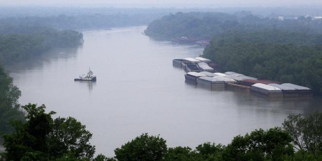 55 % des cours d'eau américains sont dans un mauvais état biologique.