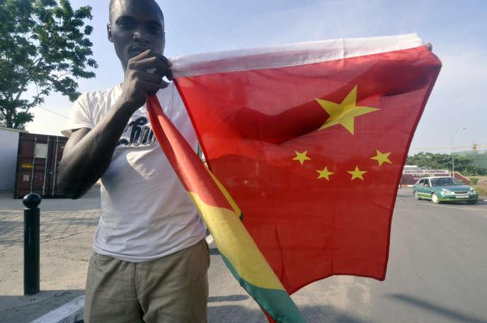 A Brazzaville, le 28 mars.