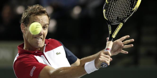 Richard Gasquet affrontera Andy Murray en demi-finale, du tournoi de Miami.