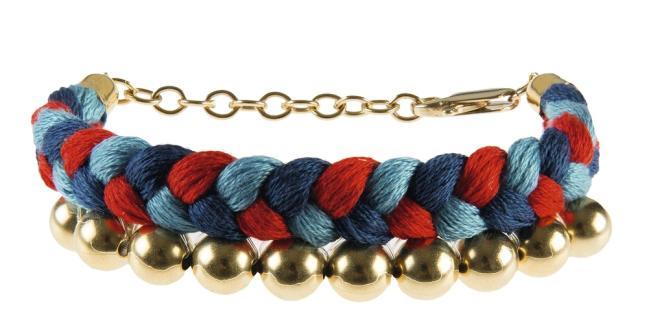 Le bracelet par Médecine Douce.