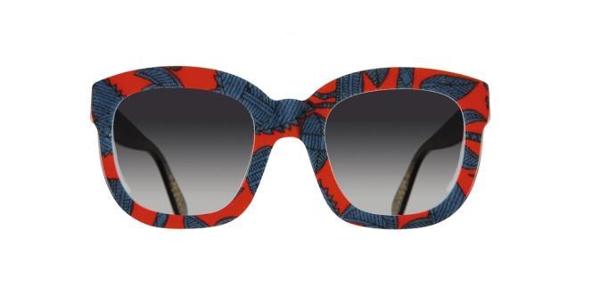 Les lunettes de soleil par Emmanuelle Khanh.